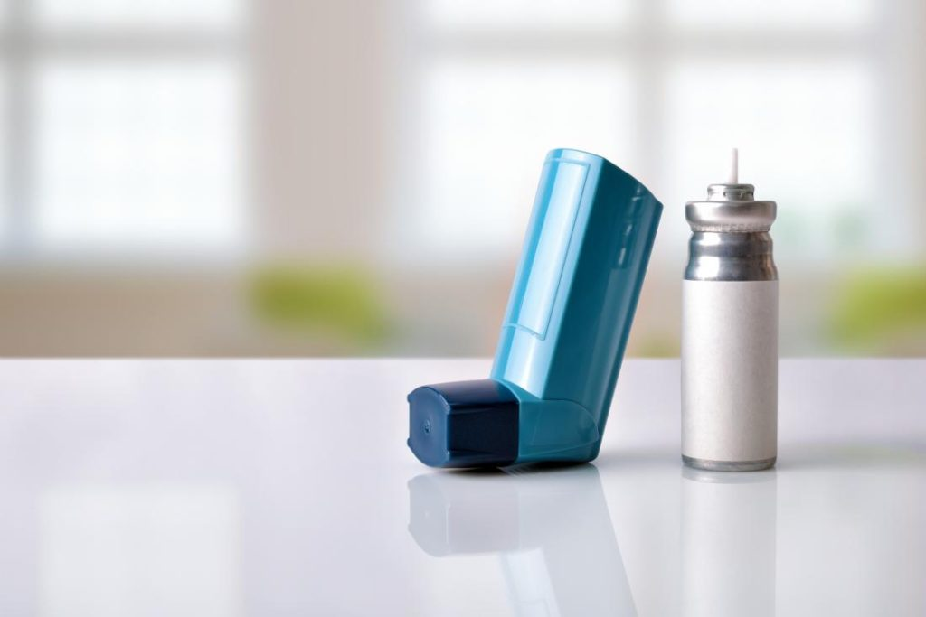 Does Inhaler Use Invalidate Fasting?
